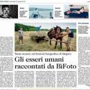 Unione Sarda | Gli esseri umani raccontati da BìFoto